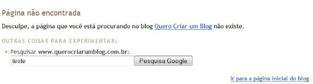 erro 404, blogger, blogspot