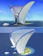 The Apeiron Hotel will be a 7star hotel built on an island off of Dubai. (the apeiron hotel)