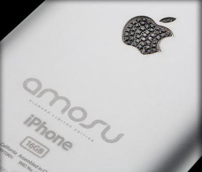 Diamond iPhone 3G from Amosu
