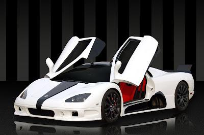 2009 Shelby Supercars Ultimate Aero