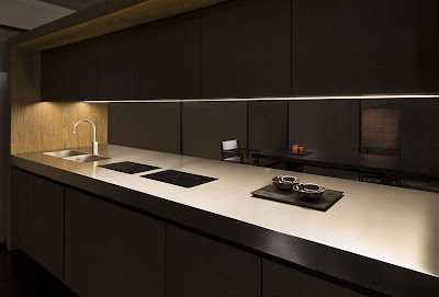 Luxury Kitchen Systems by Armani/Dada