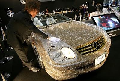 Swarovski  Mercedes-Benz SL600