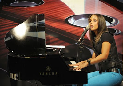 Alicia Keys launched the AvantGrand