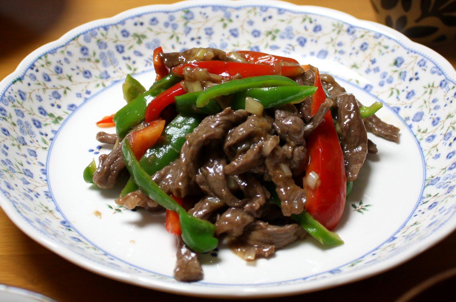 青椒肉絲の画像 p1_38