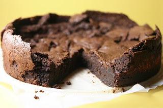 ... Recipes!: Paula Deen's Deep Dark Chocolate Truffle Cake (Tara C