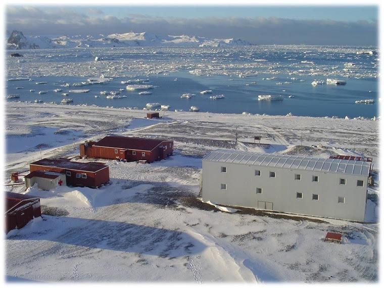 El Uruguay en la Antártida