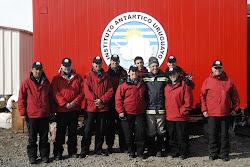 El Presidente de la República Oriental del Uruguay Visita la Base Científica Antártica Artigas