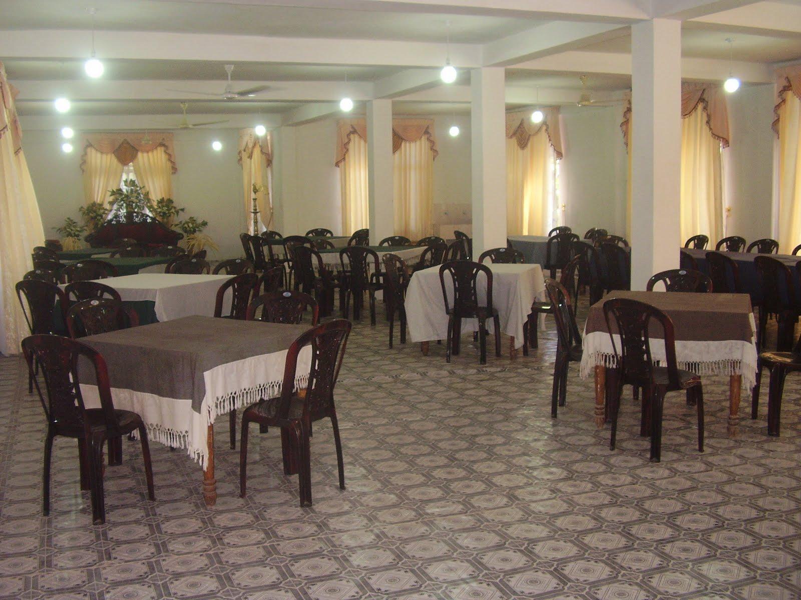 Hotel Reception Halls