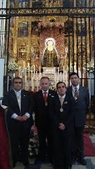 CONVIVENCIAS DE HERMANDADES DE SOLEDAD EN MARCHENA