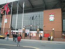 Anfield Stadium Liverpool 2007
