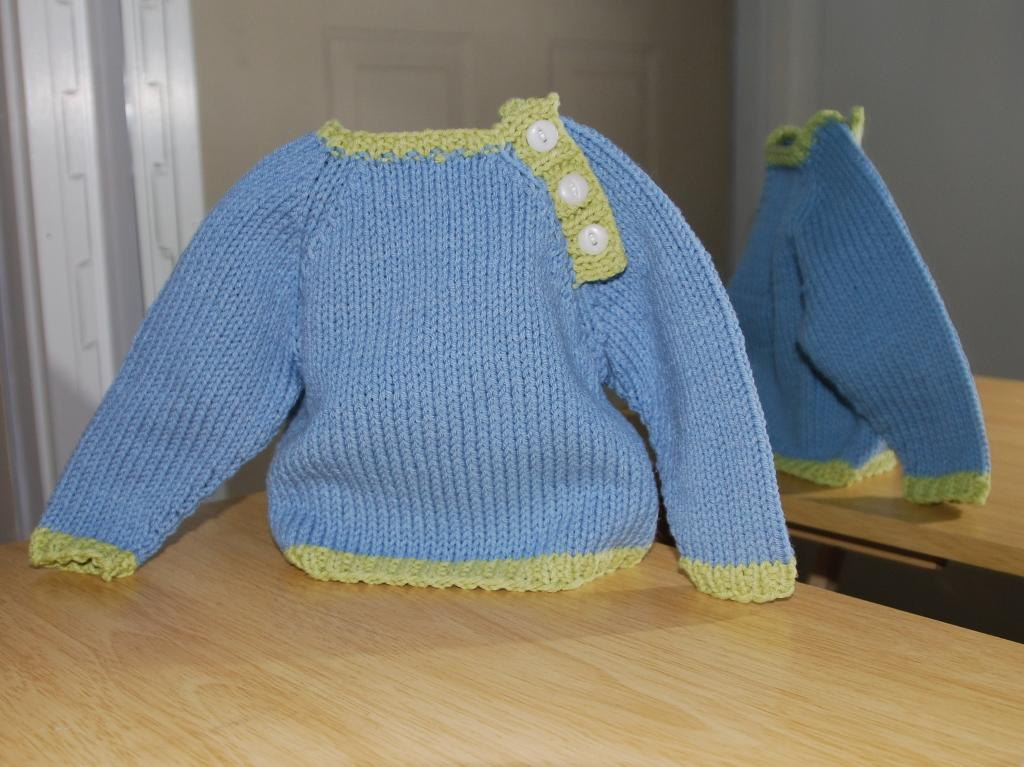 Knitting Sweater Designs For Baby : Child sweater knit pattern free patterns