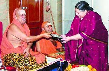 Sankarachari & Jayalalitha
