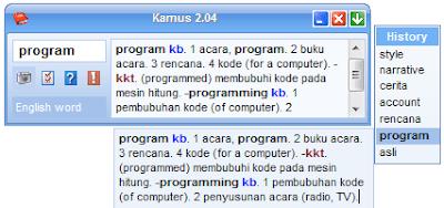 Download Kamus Penterjemah offline