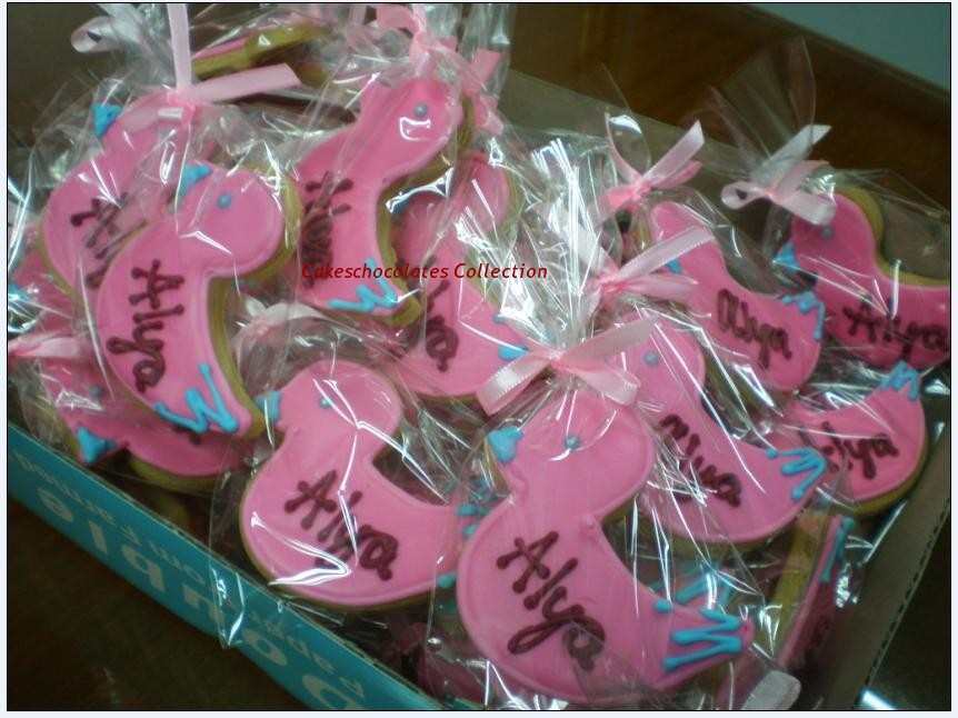 door gift cukur jambul aqiqah cakeschocolates collection