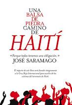 SARAMAGO Y LA REFUNDACION DE HAITÍ....