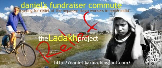 daniel's fundraiser commute