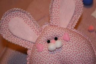 Кролик своими руками с фото