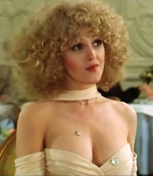 (image) Of all the outfits Bernadette Peters wears in 'The Jerk,' the one I ...