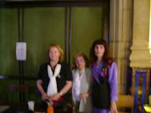 Otra Foto con las profesoras , Calvo-Manzano, Elena Carfi