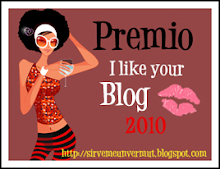 "Premio ""I like your blog"""