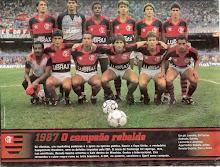 Eu sou Flamengo Campeão do Mundo