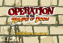 Operation in the temple of Doom