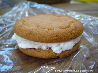 ice cream cookie