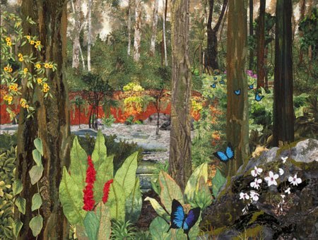 Best of Show - Under the Canopy by Kay Haerland