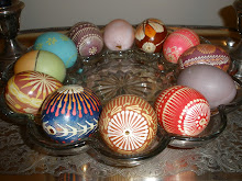 Czechoslovakian Easter Eggs