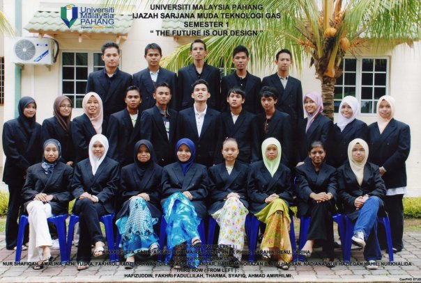 UMP Chem Engineering (Gas Tech) Official Web-Blog Community