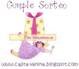 CUMPLE Y SORTEO