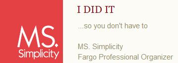 MS. Simplicty