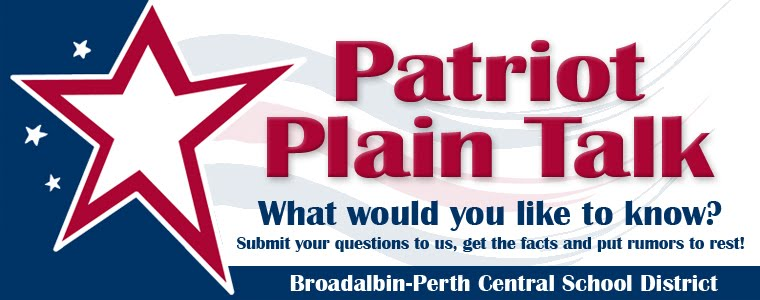 Patriot Plain Talk