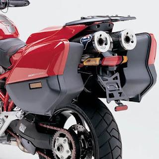 Free Ducati Multistrada Panniers