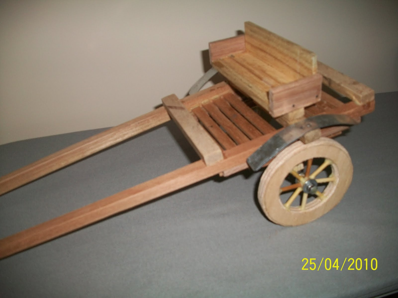 Aparador Cocina Leroy Merlin ~ Artesanato em Madeira Carroça de madeira