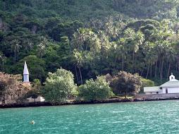 Church in Cooks Bay