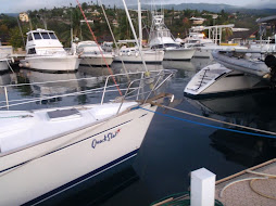 QuickStar tucked in in Tahiti