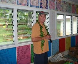 visiting the island school