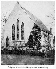 Original Church built in 1860