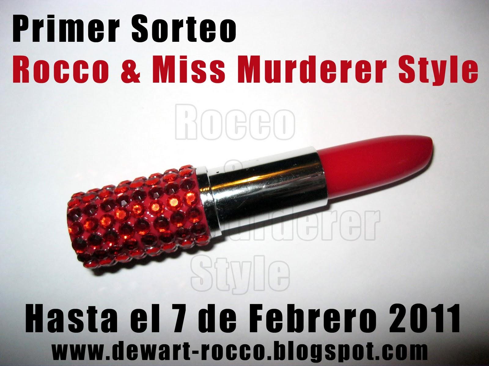 Rocco & Miss murderer style!!!