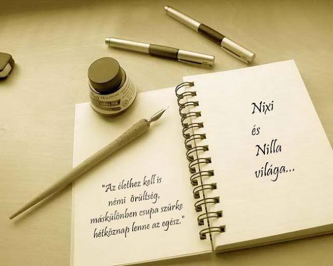 Nixi és Nilla világa