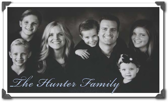 Dan & Kimberly Hunter and Family