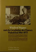 Winifred Wagner interview on DVD