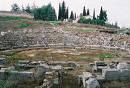 Αρχαιο θέατρο Ορχομενού
