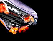 El resultado es una bota que permite más velocidad en todas las direcciones. (nike mercurial )