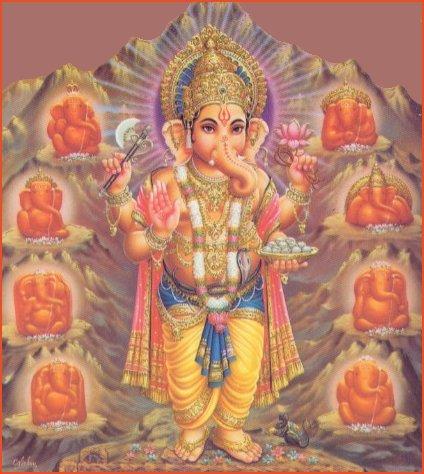 Hindu slokas blog vinayakar agaval