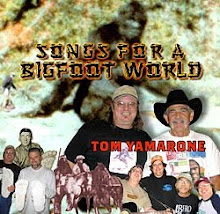Songs for a Bigfoot World
