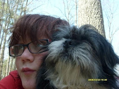 Gizmo and I a couple of years ago ✹