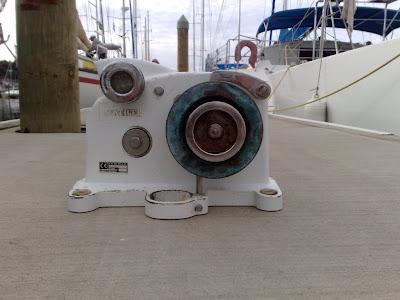 old windlass