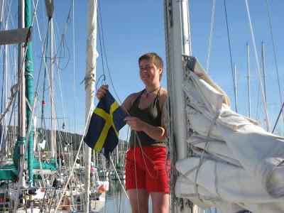 Swede onboard